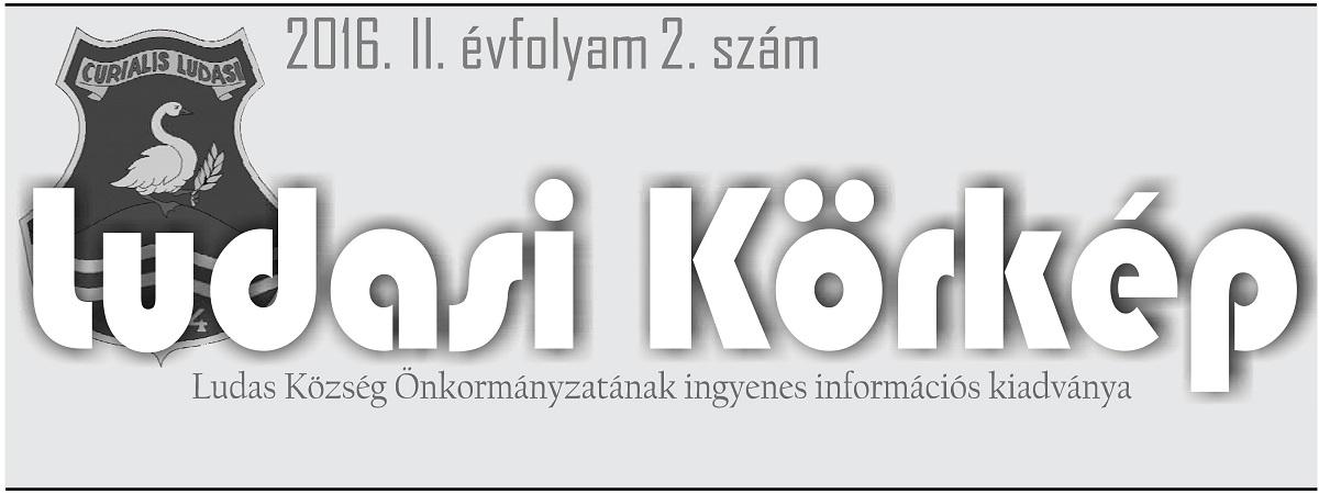 Ludasi Körkép II. évfolyam 2. szám